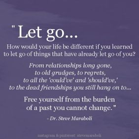 Letting Go pic